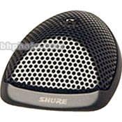 Shure MX391/S Microflex Supercardioid Surface Mount Microphone (Black)