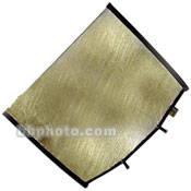 "Matthews RoadRags Fabric - Gold Lame - 18x24"""