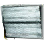 "DeSisti 1/2"" Black Eggcrate for De Lux 4x55W"