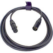 Remote Audio Starquad 3-Pin XLR Male to XLR Female Cable - 10'