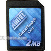 Telex 2MB DataFlash Memory Card For Telex QSB-1 Card Reader