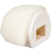 Tram Foam Windscreen for Tram Electronics TR50 (White)