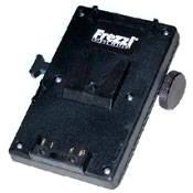 Frezzi 99013 V-HCP Clamp Adapter - V-Lock Battery Mount, Power-Tap