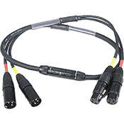 Remote Audio XLR Adapter Set for Boom System