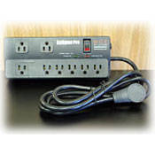 Sound-Craft Systems PS8 Power Strip and Surge Protector - 8 Outlets