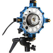 Chimera Triolet Mogul Base Flood Light with Quick Release Speed Ring (220-230VAC)