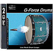 Big Fish Audio G-Force Drums