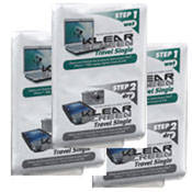 iKlear 2 Step Wet/Dry Singles, Model IK-SP750 - 750 Pack