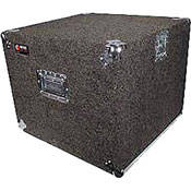 Odyssey Innovative Designs CRP10 Carpeted Rack Case (Black)