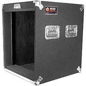 Odyssey Innovative Designs CRP12 Carpeted Rack Case (Black)