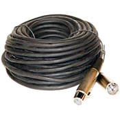 Astatic 3-Pin XLR Male to 3-Pin XLR Female Microphone Cable - 100'