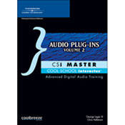 Cool Breeze CD-Rom: Audio Plug-Ins CSi Master, Volume 2 by George Leger III, Chris Hellstrom