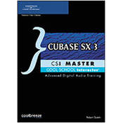 Cool Breeze CD-Rom: Cubase SX 3 CSi Master
