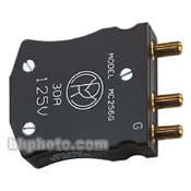 Mole-Richardson 30 Amp 125 Volt 3-Pin Plug