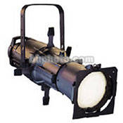 ETC Source Four 750 Watt Ellipsoidal Spotlight, Black, 20 Amp NEMA Twist-Lock Plug - 14 Degrees (115-240V AC)
