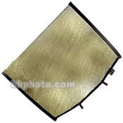 """Matthews RoadRags Reflector Fabric Only, Gold Lame - 18 x 24"""""""