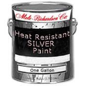 Mole-Richardson Heat Resistant Silver Paint for Aluminum Reflectors - 1 Gallon