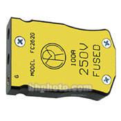 Mole-Richardson FC262G 100 Amp 250 Volt 3-Pin Connector - Fused