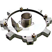 Plume Wafer Ring with Adapter for Norman 400B