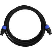 Pro Co Sound Lifelines PowerPlus 8-Pin Speakon to 8-Pin Speakon Speaker Cable (13 Gauge) - 25'
