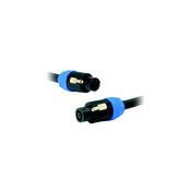 Pro Co Sound Lifelines PowerPlus 8-Pin Speakon to 8-Pin Speakon Speaker Cable (13 Gauge) - 50'