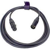 Remote Audio Starquad 3-Pin XLR Male to XLR Female Cable - 10'
