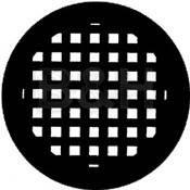 Rosco Standard Steel Gobo #7204 - Basket Weave - Size M 66mm
