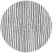 "Rosco Image Effects Black and White Glass Gobo - #33607 - Irrregular Strands (86mm = 3.4"")"