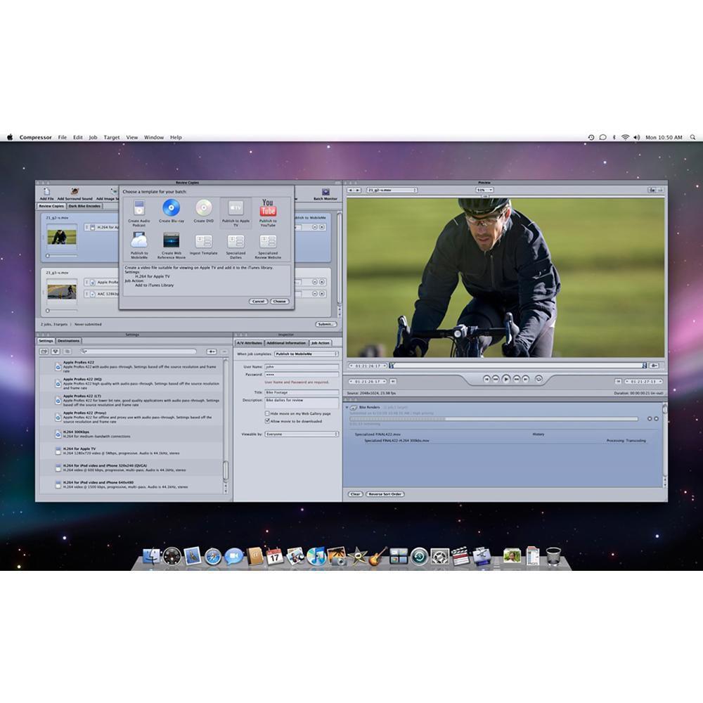 Apple Final Cut Studio 3