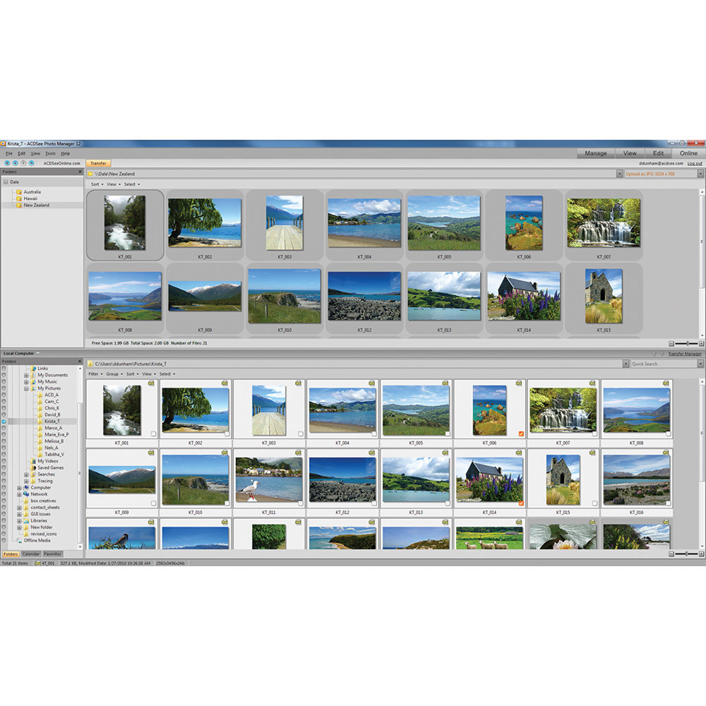 ACD Systems ACDSee Photo Manager 12 Software