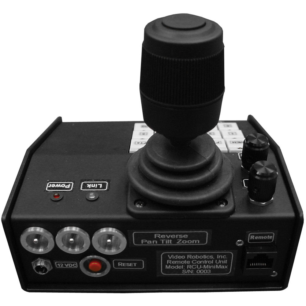 Video Robotics Digital Joystick Controller