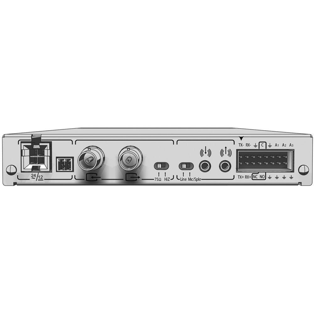 PELCO ENDURA NET5301T Dual Stream NTSC//PAL Video Encoder