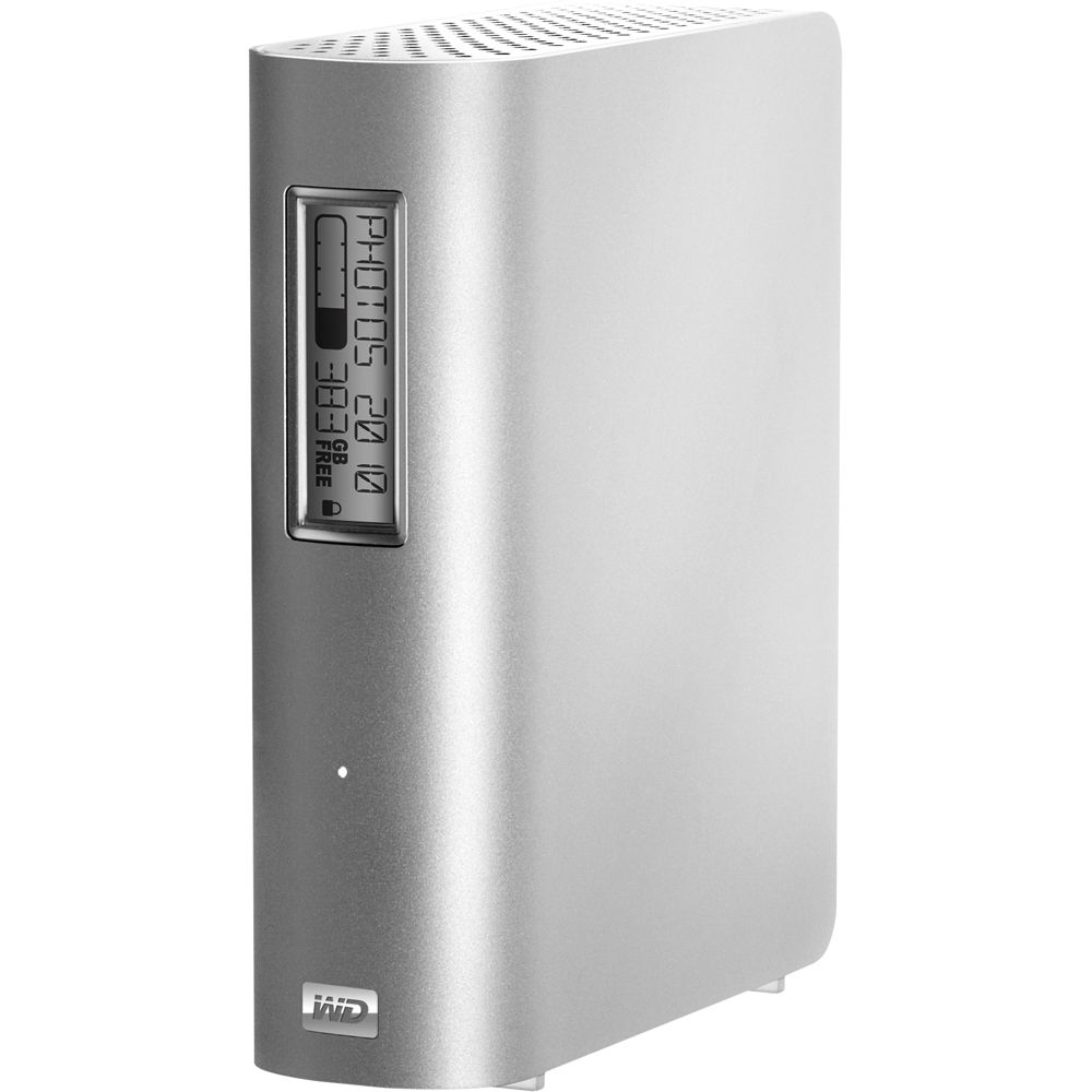 WD My Book Studio LX External Hard Drive (3TB)