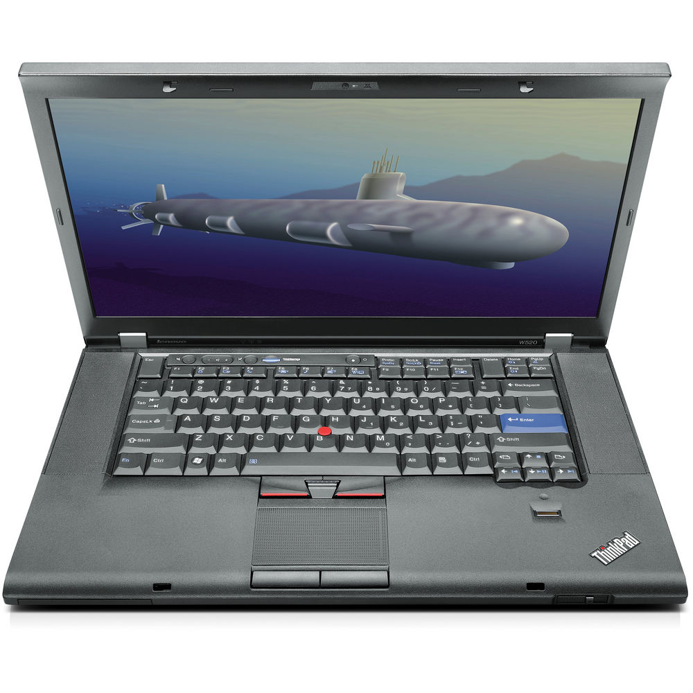 Lenovo ThinkPad W520 4276-39U 15 6