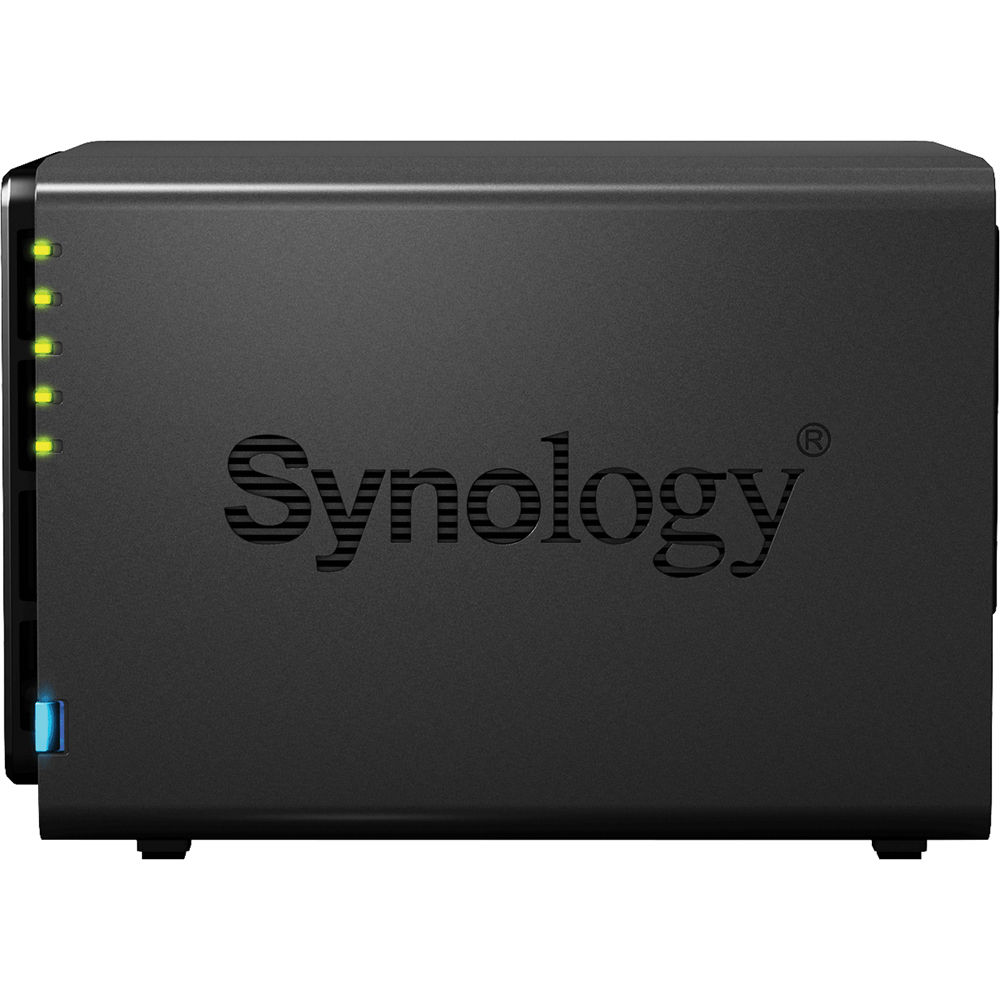 Synology DiskStation DS412+ 4-Bay All-In-1 NAS Server For SMB Users
