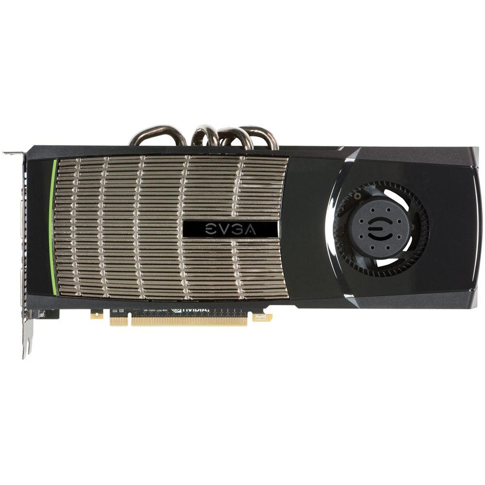 EVGA nVIDIA GeForce GTX 480 1536 MB GDDR5 Graphics Card