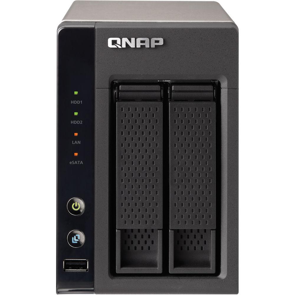 QNAP TS-221 2-Bay NAS Server