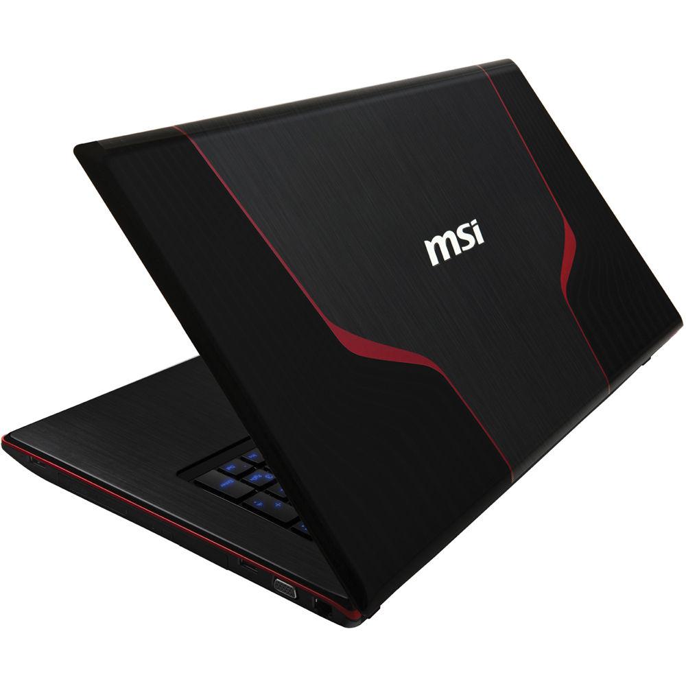 "MSI GE70 2OE-017US 17.3"" Gaming Laptop GE70 2OE-017US"