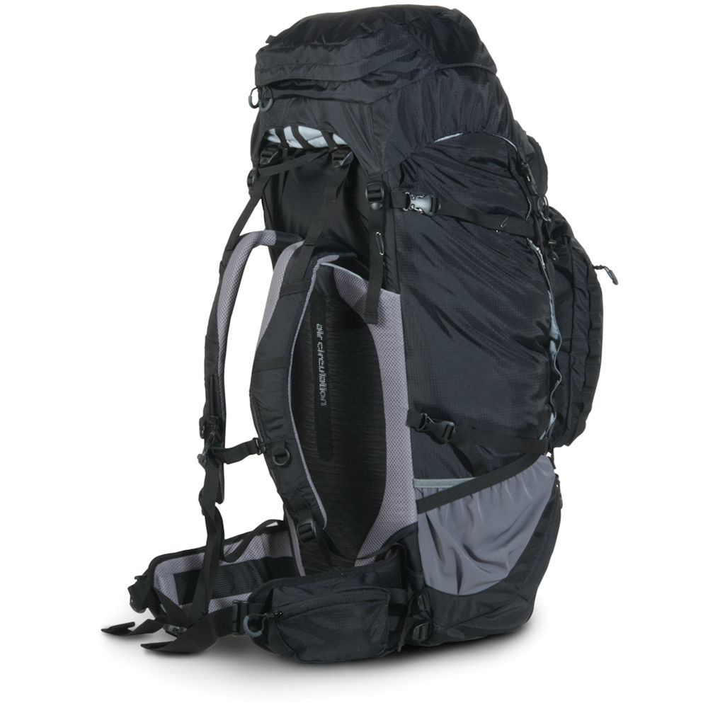 Naneu K5 V2 80l Adventure Hiking Photo Pack Black K5v001 B H