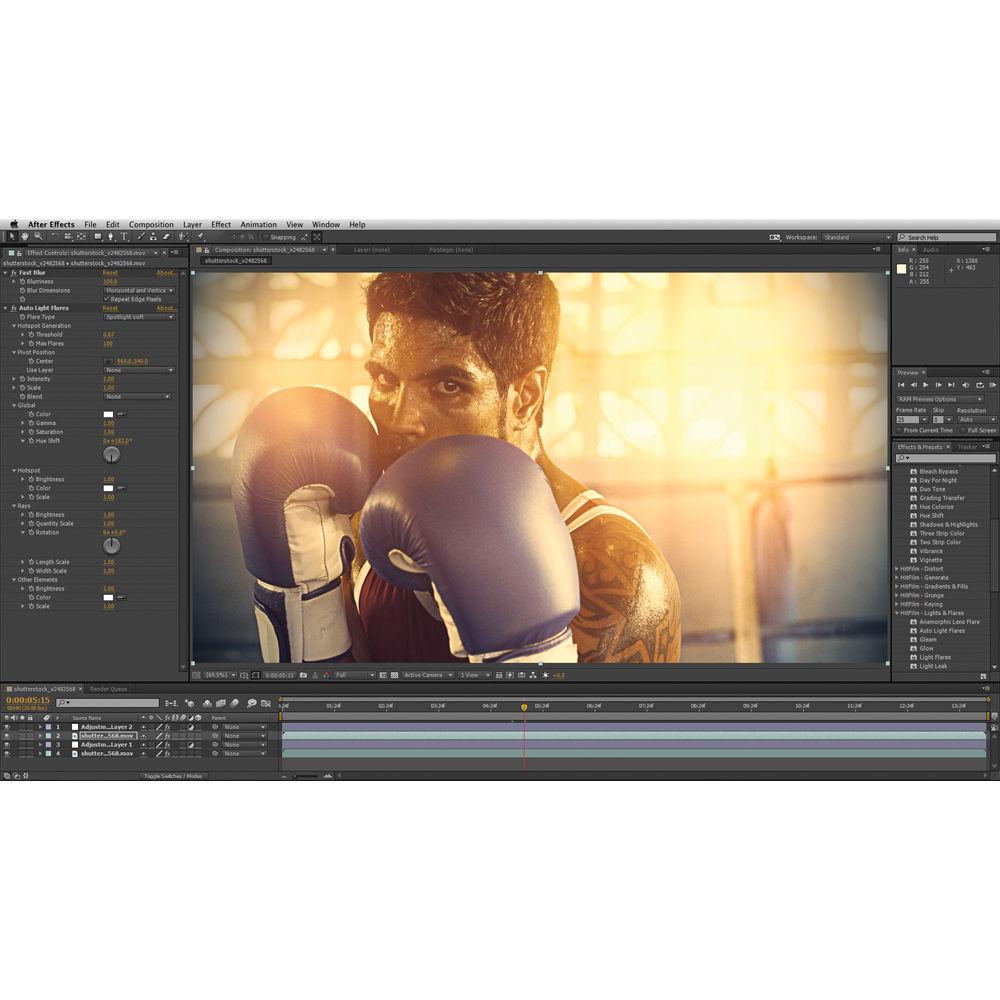 FXHOME HitFilm Plugins