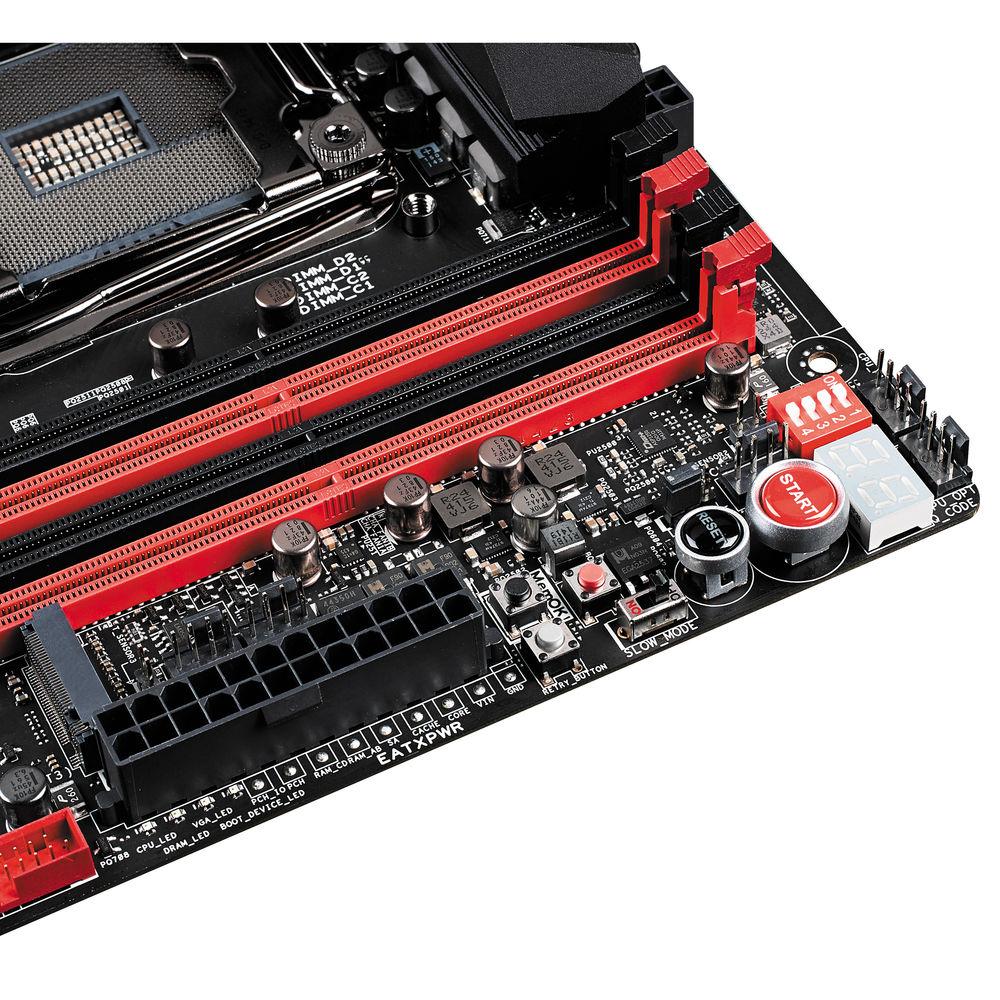 ASUS Intel X99 Motherboard