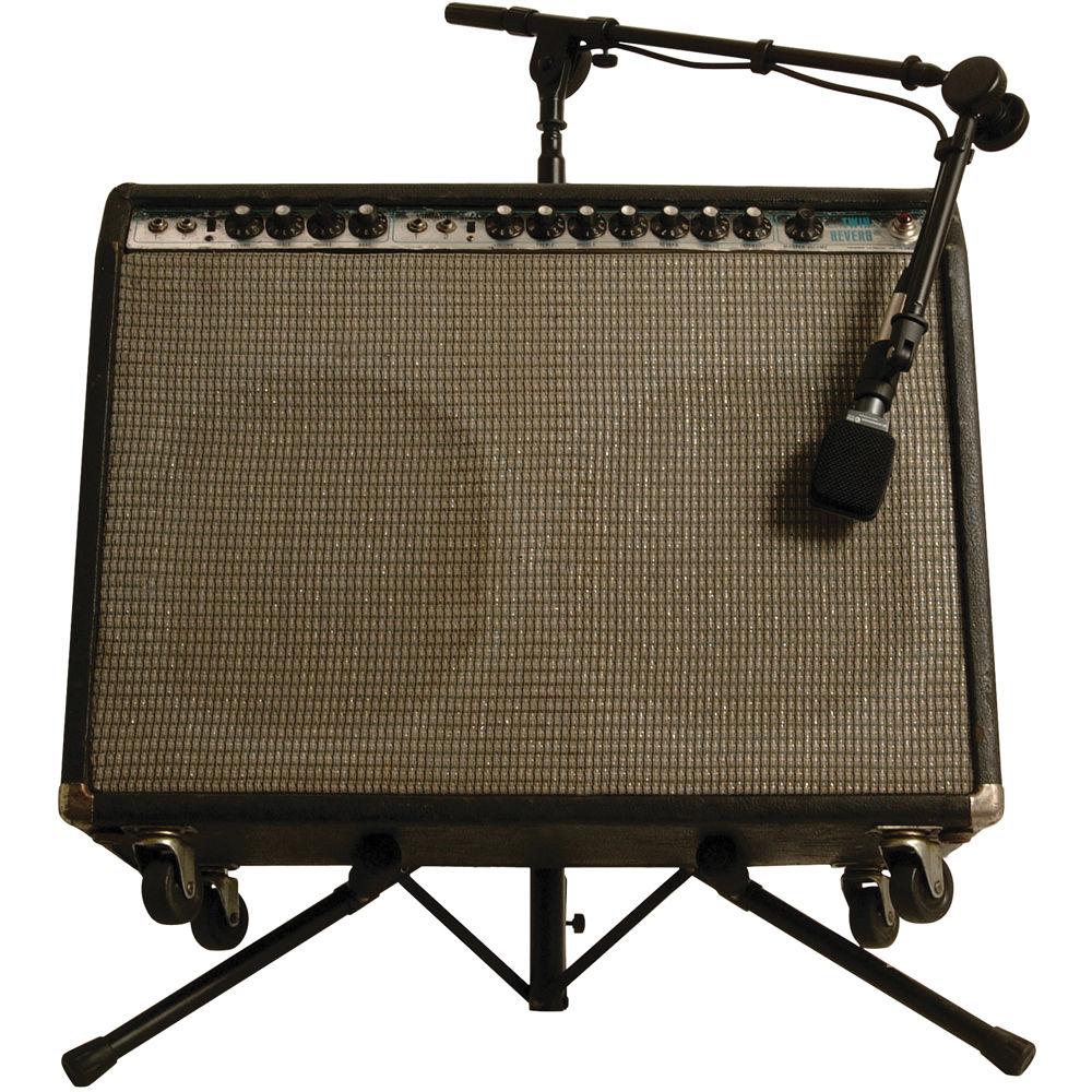 On-Stage Stands RS7500 Tilt-back Tripod Amp Stand 2-pack Value Bundle