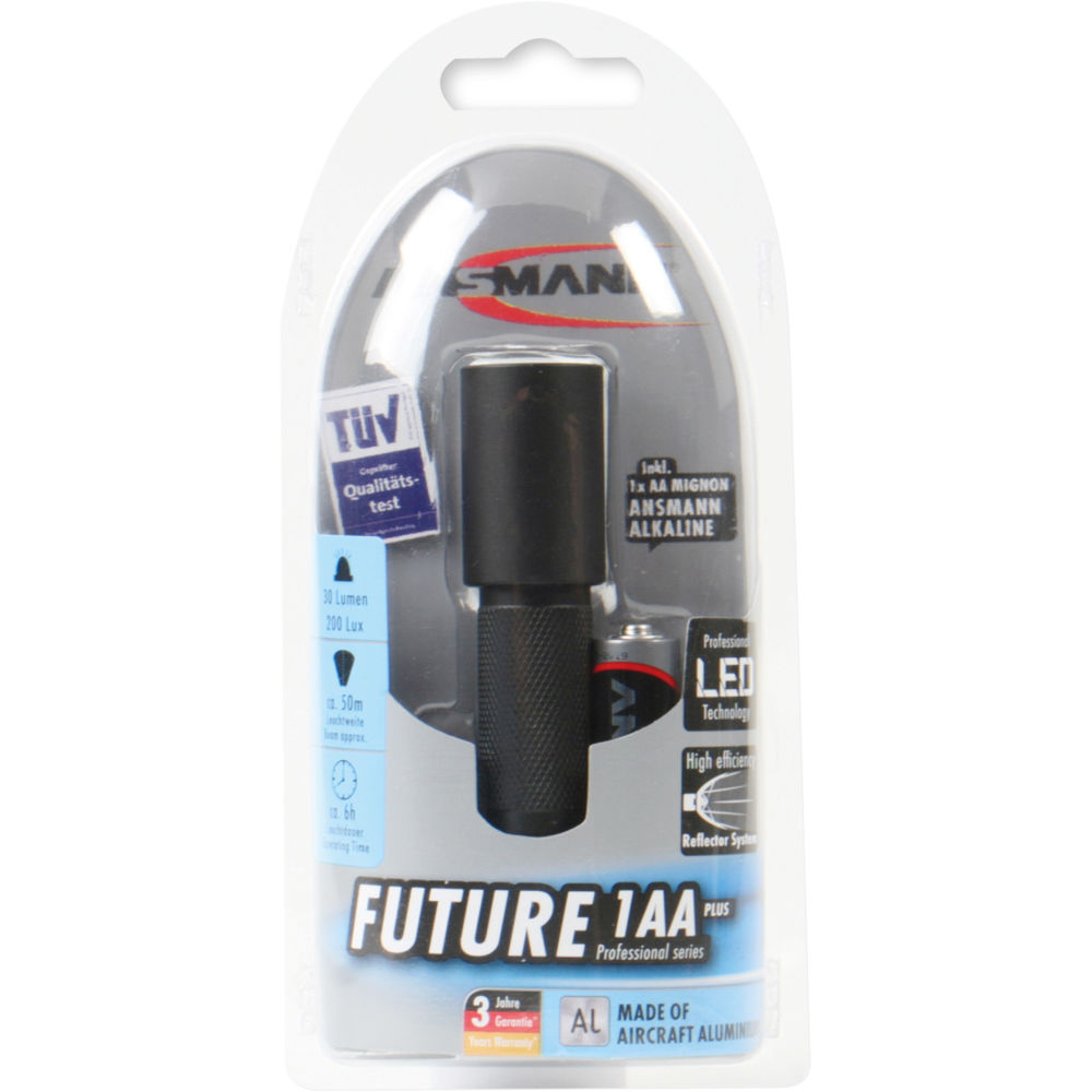 Flashlight Ansmann Future 1AAplus