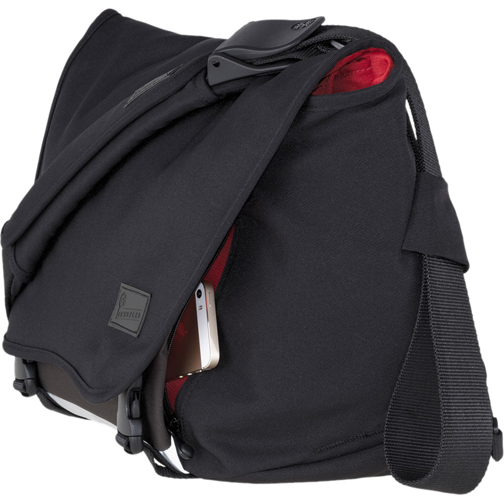 808e45d4ad01 Crumpler Considerable Embarrassment Laptop Messenger Bag (Black)
