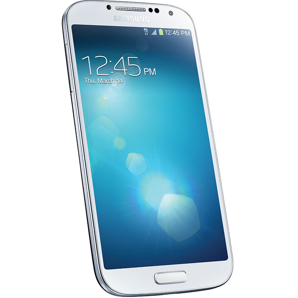 Samsung Galaxy S4 SGH-M919 16GB T-Mobile Branded Smartphone (Unlocked,  White Frost)