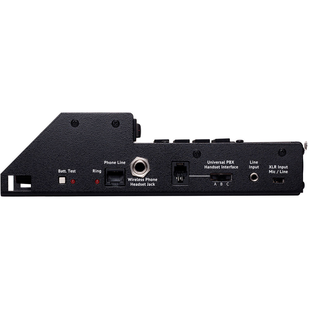 JK Audio COMP ComPack Universal Telecom Interface for Analog Phones, Cell  Phones and BeltPack Intercom Systems