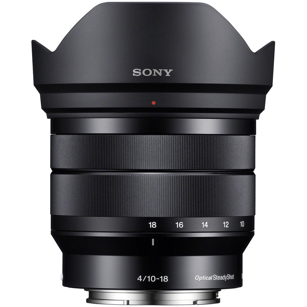Ultraviolet UV Multi-Coated HD Glass Protection Filter for Sony E 10-18mm f//4 OSS Wide-Angle Zoom Lens