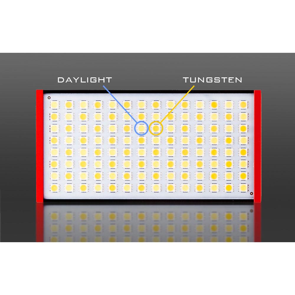 Aladdin A-LITE Bi-Color Dimmable Light Fixture (3000 to 6000K)