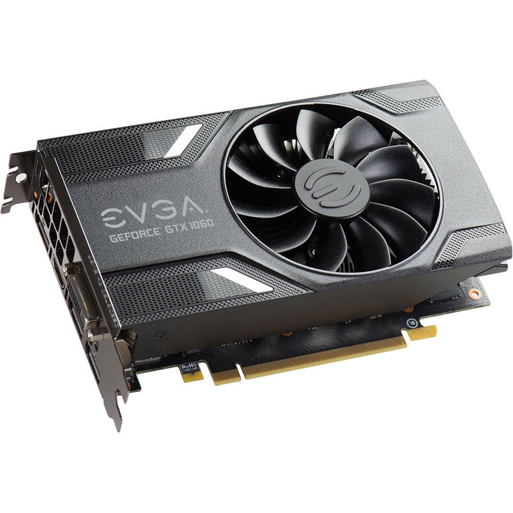 EVGA GeForce GTX 1060 GAMING Graphics Card