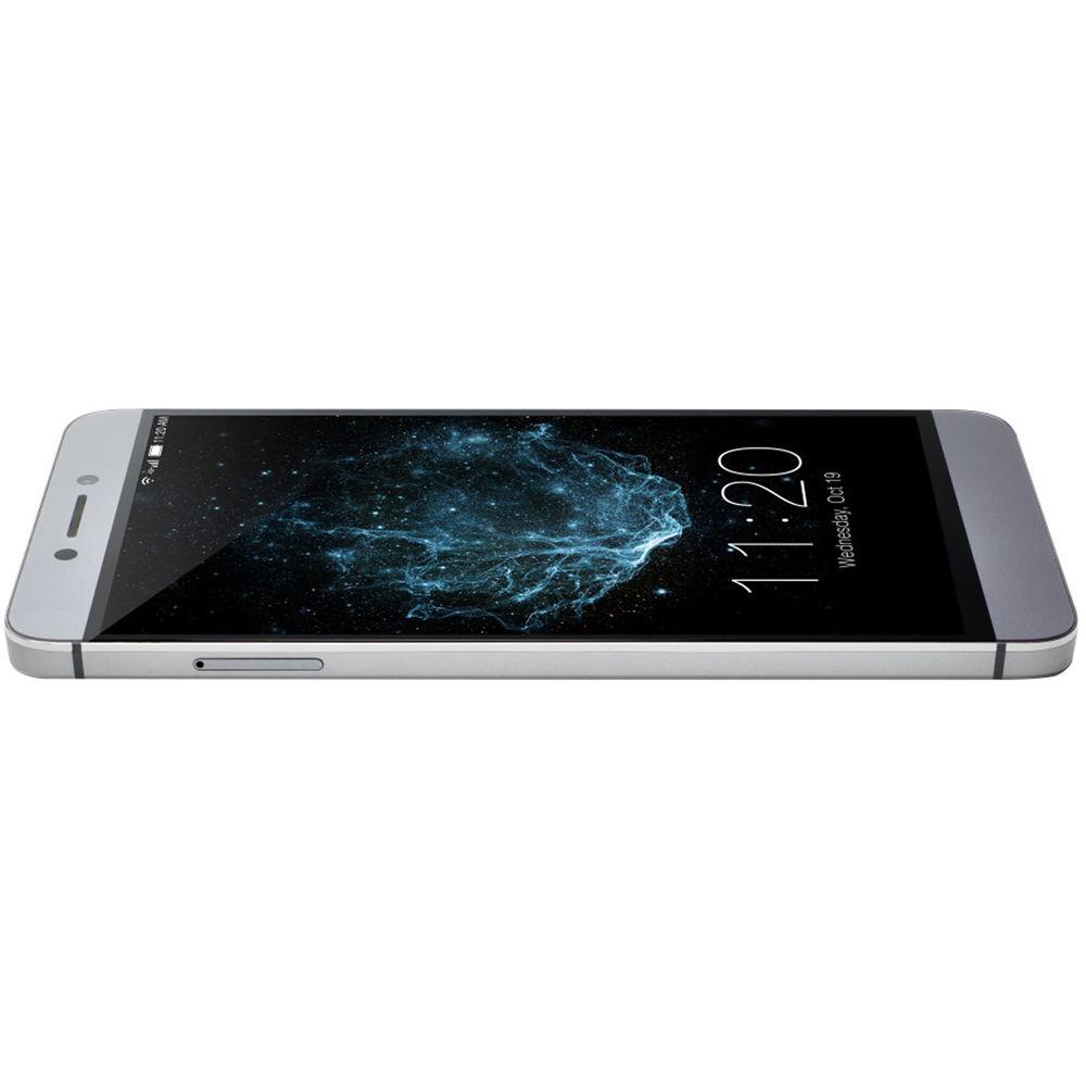 LeEco Le S3 X522 32GB Smartphone (Unlocked, Gray)